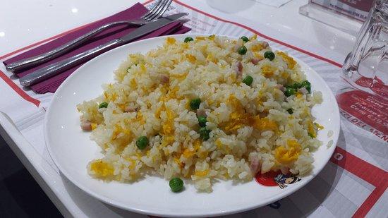 Sushifan Ristorante: riso alla cantonese