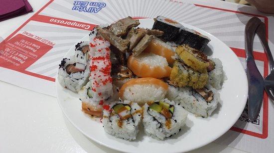 Sushifan Ristorante: sushi