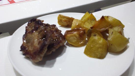 Sushifan Ristorante: braciole con patate