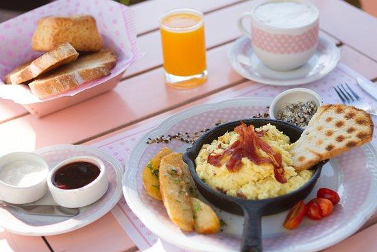 La Panera Rosa : Desayunos