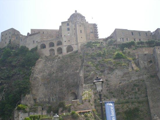 Ischia, Italie: castello