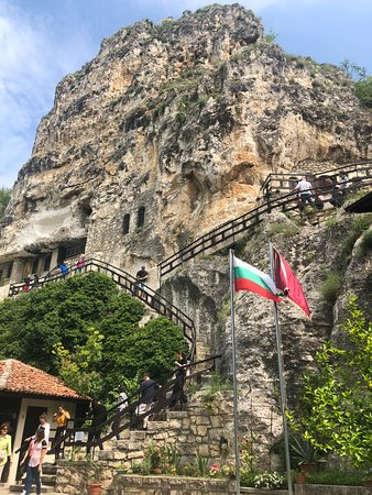 Day Trip to Bulgaria from Bucharest: The Rock Monastery of St Dimitrie, Basarbov