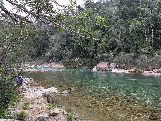 El Yunque : The river crossing
