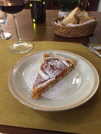 Ponzano Romano, Italy: Crostada