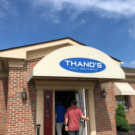 Thano's Family Restaurant