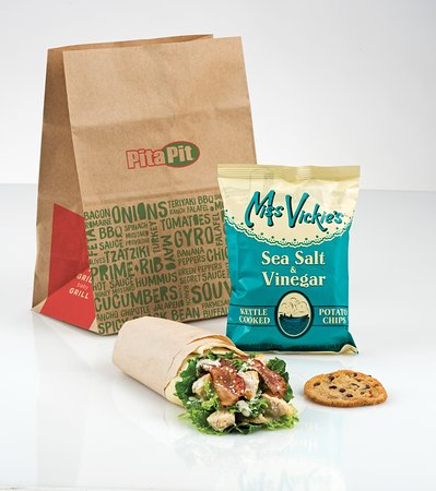 Machesney Park, IL: Get a meal to go - call in or order online at pitapitusa.com