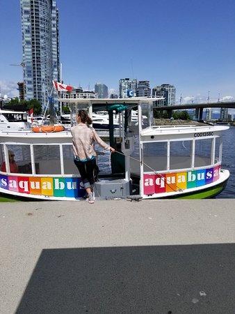 The Aquabus Photo