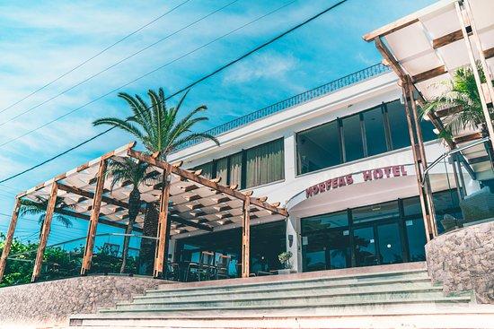 Morfeas Hotel Updated 2018 Prices Reviews Kavos Corfu Tripadvisor