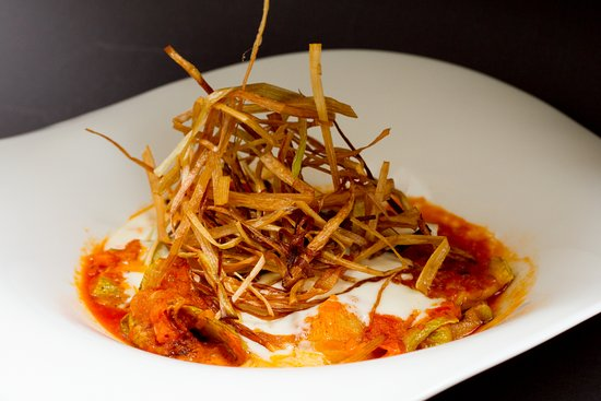 The Kitchen: Lasaña vegetariana 100% sin gluten