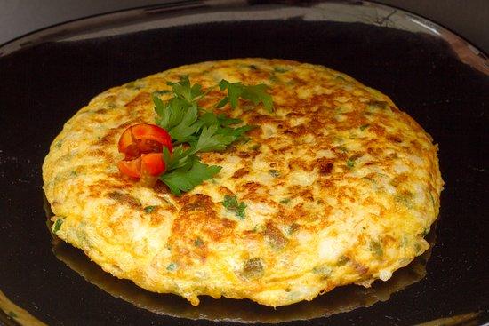 The Kitchen: Tortilla de Bacalao
