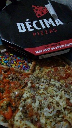 Decima Pizzas - Universitário ภาพถ่าย