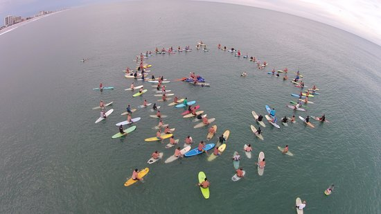 The Shores Festhaus : Paddle out for Billy