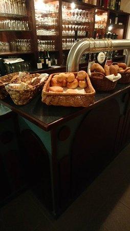 Hotel Goldener Adler: Frűhstűcksbufett