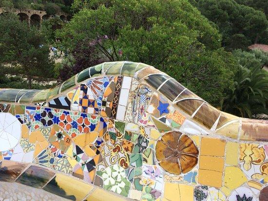 巴塞罗那奎尔公园观光之旅(官方导游陪同+免排队)照片
