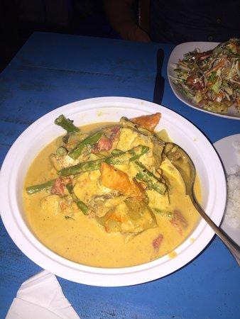 Chef Akila Kitchen : Delicious curry!