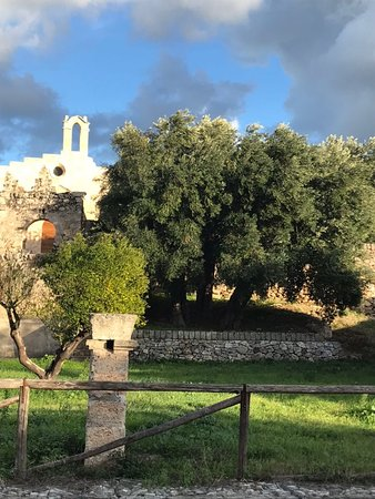Fasano, Ιταλία: Lama della Masseria Ottava Grande