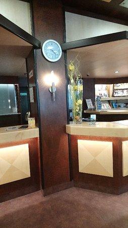 Hotel am Kurpark: Eingang /Flur /Rezeption