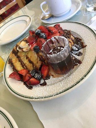 Mama's on Washington Square: O melhor waffle!!!