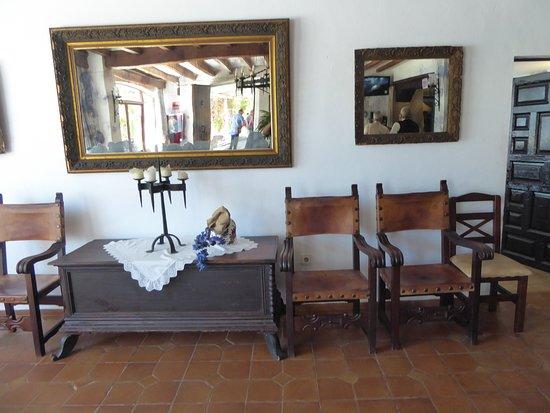 Muro, Hiszpania: Una sala de estar