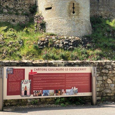 Château Guillaume-le-Conquérant照片