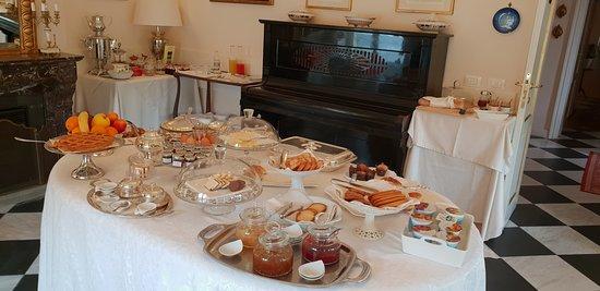 Duchessa Margherita Chateaux & Hotels Collection: Non solo buona ma servita in modo superbo!