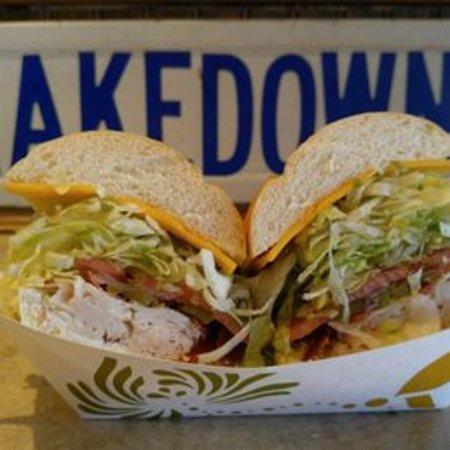 Grateful Deli: Specialty Sandwiches