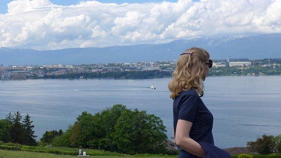 Lake Geneva: район Колоньи