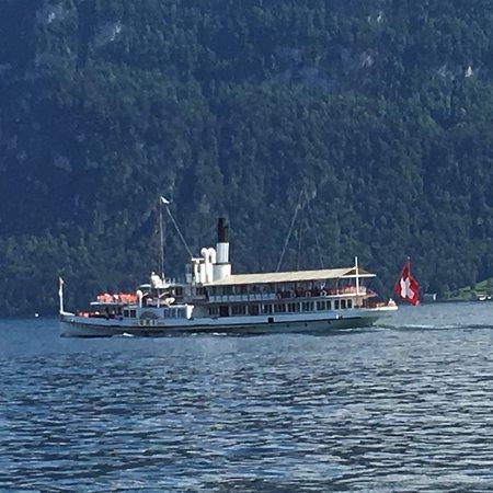 卢塞恩湖照片