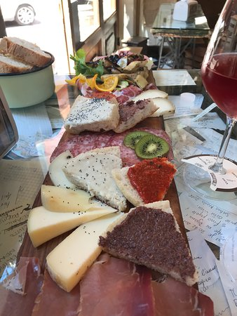 La Prosciutteria - Bologna : Lunch