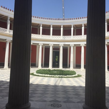 Zappeion Conference & Exhibition Center ภาพถ่าย