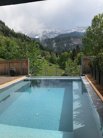 Das Graseck - my mountain hideaway: Pool in Spa
