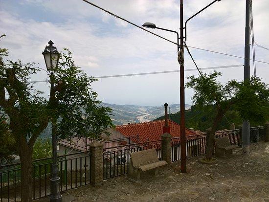 Panorama da Castroregio