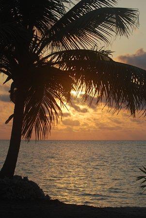 Turneffe Island, Belize: Sunrise