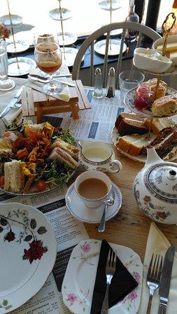 Prestatyn, UK: Lovely Afternoon Tea