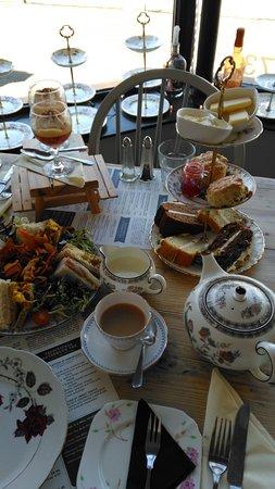 Prestatyn, UK: Afternoon Tea