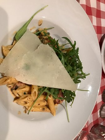 Spaghetteria La Perla: This was just amazing