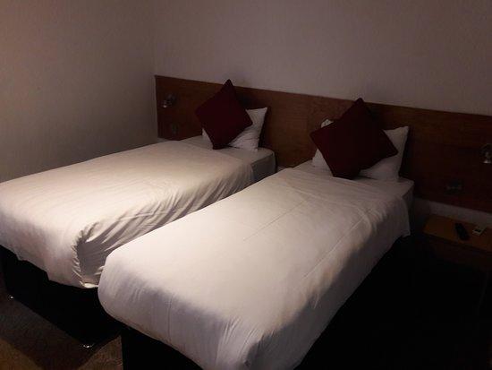 Pasha Hotel: Standard twin room