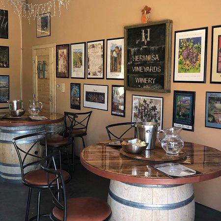 Palisade, CO: Hermosa Vineyards