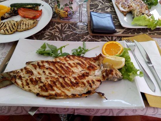 Molina di Ledro, Ιταλία: Hotel e ristorante molto buoni