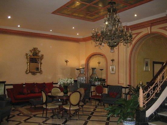Hotel Sevilla: Hall