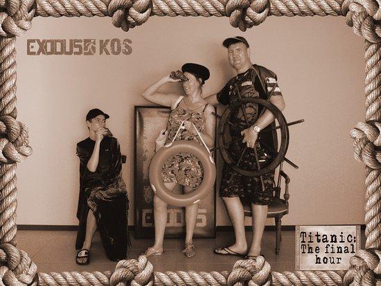 写真Exodus Kos Escape Rooms枚