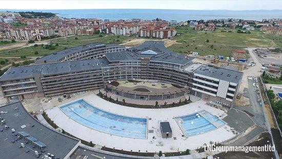 Sunny Beach, Bulgaria: Aqua paradise resort