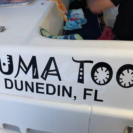 Sailing Kuma Too: Sunset cruise aboard the Kuma Too.