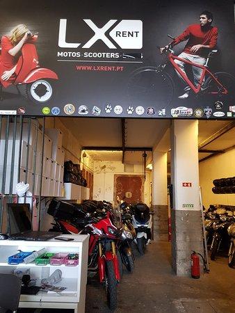 LX Rent - Motos & Scooters Photo