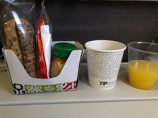 TAP Air Portugal: hungry!
