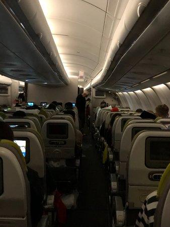 TAP Air Portugal: ready to sleep