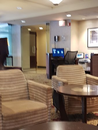Club Quarters Hotel in Washington, D.C.: club social