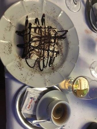 Eiscafé San Remo: Dessert, Tiramisu