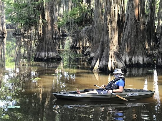 Uncertain, TX: My sons loved the kayaks
