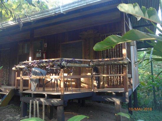 Archidona, Ecuador: Eingang zum Zimmer